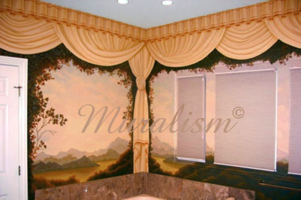Custom Designed Murals Home Page